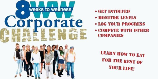 8WW Corporate Wellness Program.